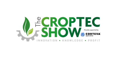 Come and visit us at the CropTec Show