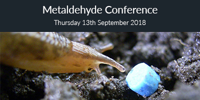 Metaldehyde Conference 2018