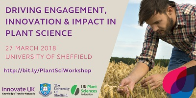 Driving Engagement, Innovation and Impact in Plant Science