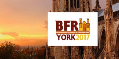 BFR 2017 (International Symposium on Flame Retardants) - 7th-10th May 2017, York