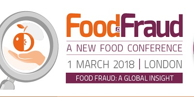 Food Fraud Conference - 1 March 2018, London