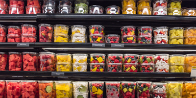 What does the post-pandemic future hold for food packaging and plastic?