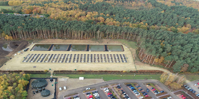 Official Launch to open Europe's Largest Mesocosm