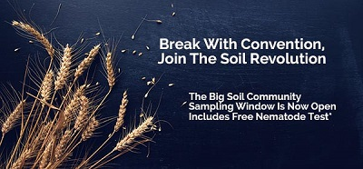 Break with Convention– Join the Soil Revolution