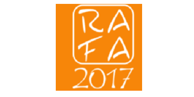 8th International Symposium on Recent Advances in Food Analysis (RAFA) - 7 -10 November 2017 - Prague, Czech Republic