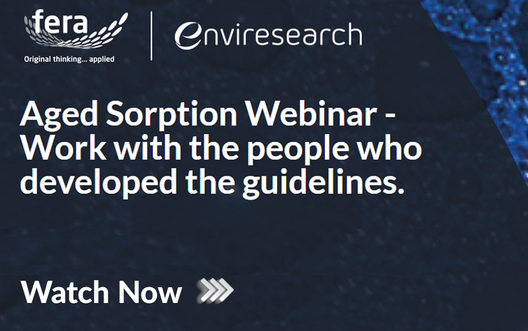 Aged Sorption Webinar