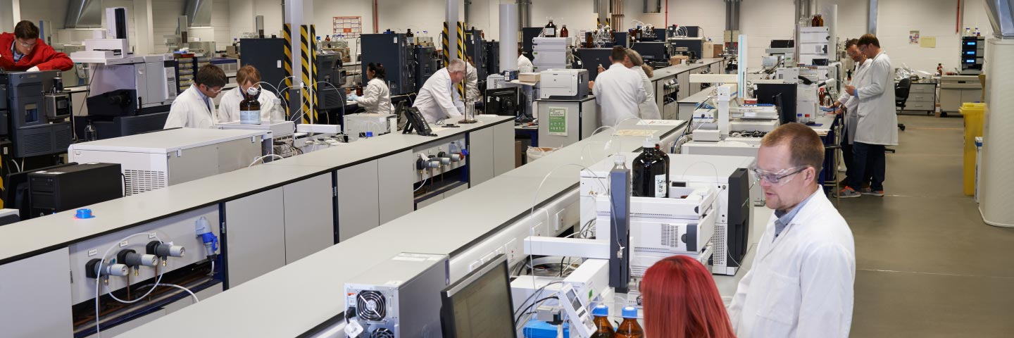 The Thomson Suite: State-of-the-Art Mass Spectrometry at Fera