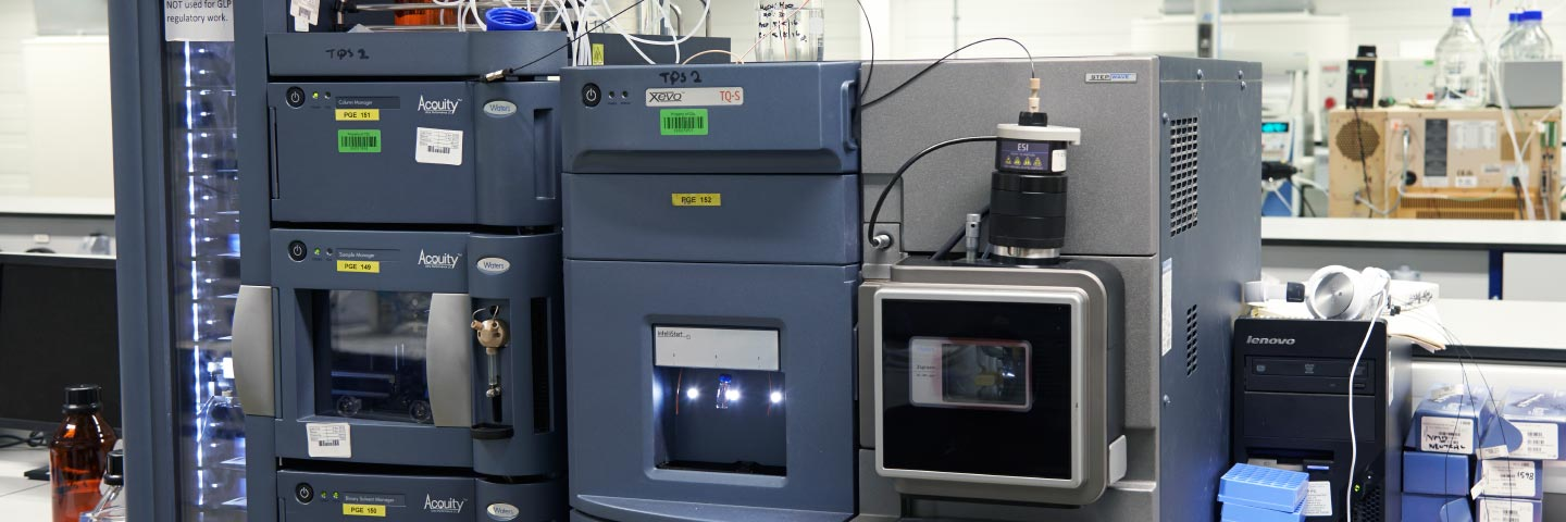 Triple Quadropole Mass Spectrometers