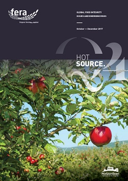 Download the Hot Source - Food Safety Report