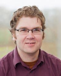 Dr Andrew Crowe Headshot