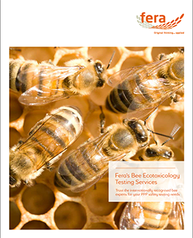 Bee Ecotoxicology Testing Services ebook