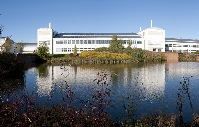 Fera Science Park Lake 2