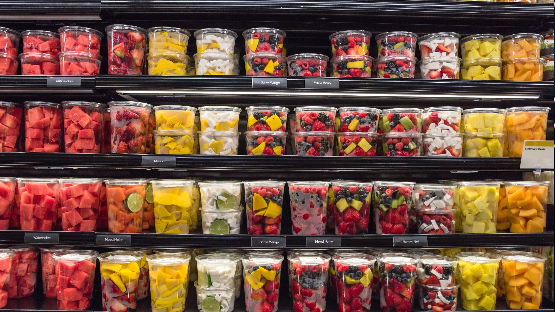 Antimicrobial packaging can extend shelf life and prevent food waste - but more analysis is needed
