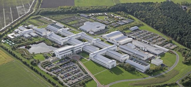 Fera Science Park Drone 2