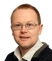Malcolm Driffield Headshot